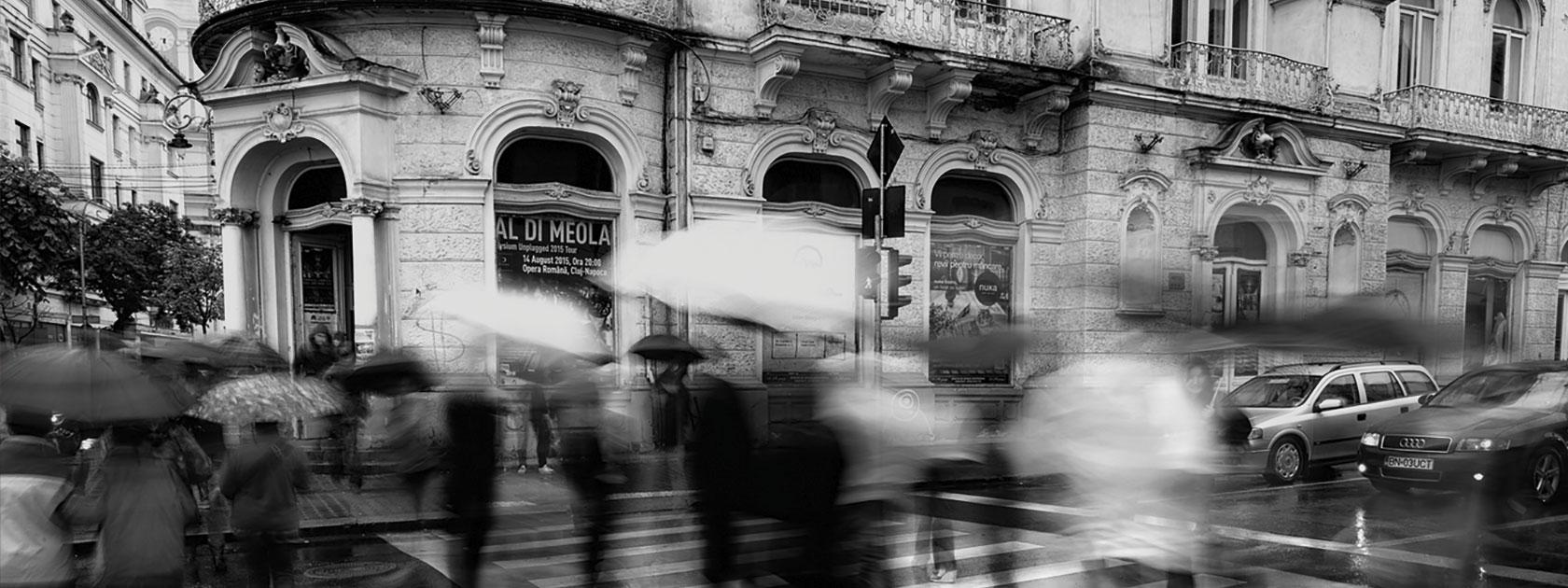 Histoires urbaines